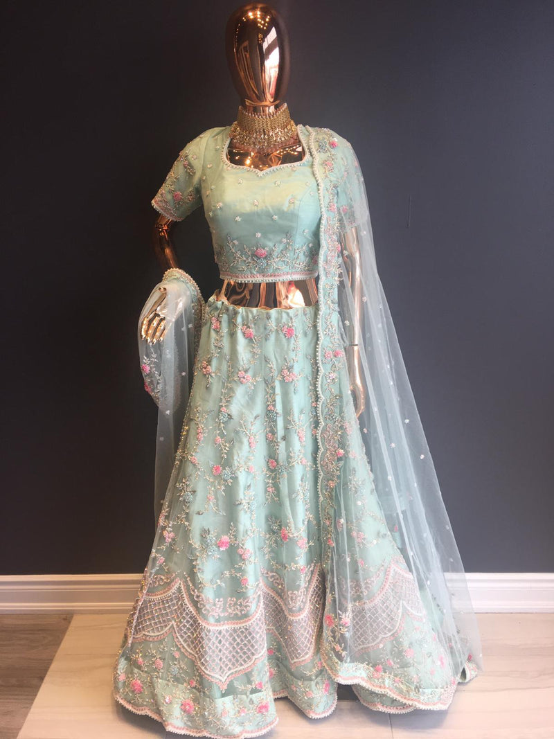 Sky Bridal Wear Lehenga Choli