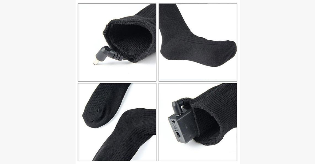 Electric Heated Socks - BFCM