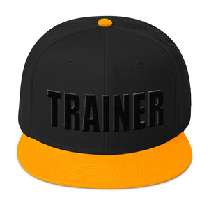 Personal Trainer Two Toned Snapback Otto Hat (More colors available)