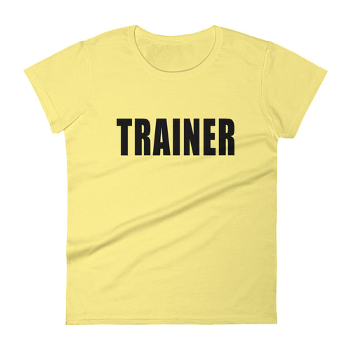 Personal Trainer Women's Short Sleeve T-shirt