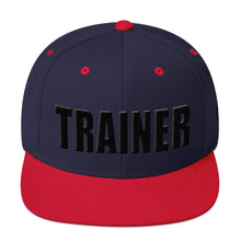Load image into Gallery viewer, Personal Trainer Two Tone Hat Snapback (Multiple colors available)