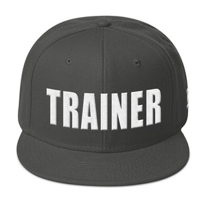 Personal Trainer Snapback Otto Hat (More colors available)