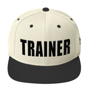 Personal Trainer Two Tone Hat Snapback (Multiple colors available)
