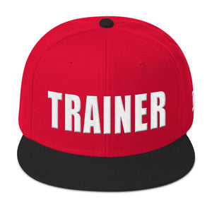 Personal Trainer Two Toned Snapback (More colors available)