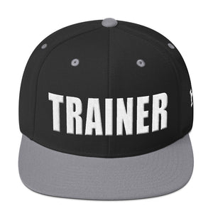Personal Trainer Two Toned Snapback Hat (More Colors Available)