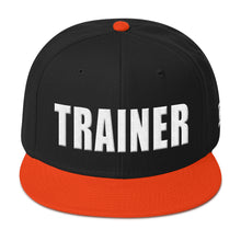Load image into Gallery viewer, Personal Trainer Two Toned Snapback (More colors available)