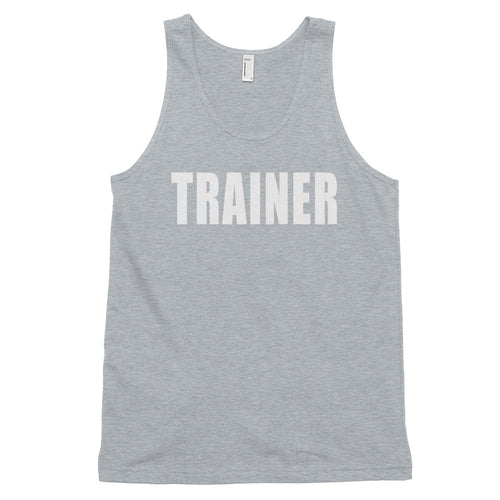 Personal Trainer Classic Tank Top (unisex)