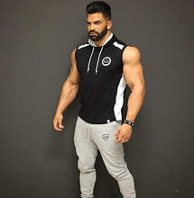 Load image into Gallery viewer, Men's Fitness Casual Elastic Pants bodybuilding clothing