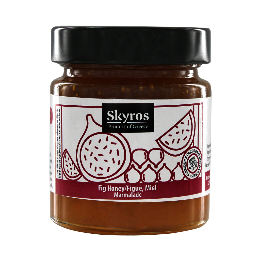 Fig Honey Marmalade