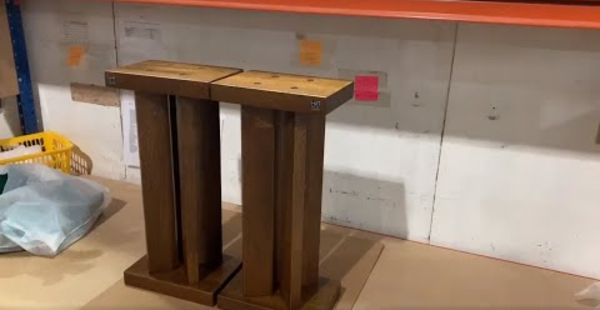 X50 Speaker Stands: In the Workshop with Hi Fi Racks