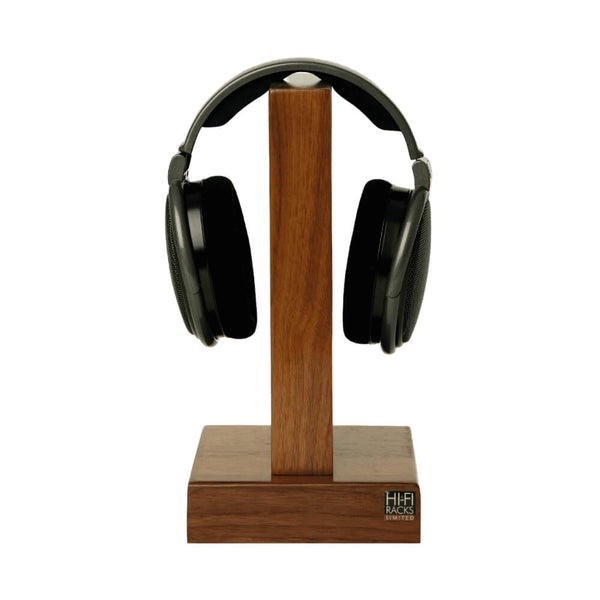Walnut Headphone Holders