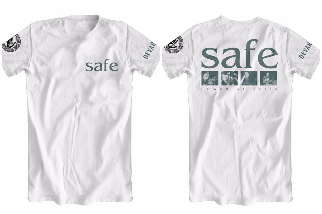 DEVARISHI X SAFE 'Power of Bliss' T-Shirt