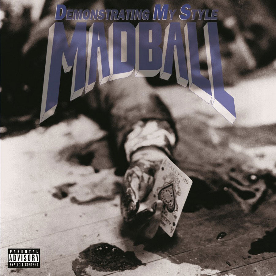 MADBALL 'Demonstrating My Style' LP / 180gr. MUSIC ON VINYL