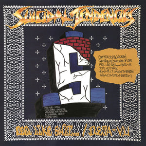 SUICIDAL TENDENCIES 'Controlled By Hatred / Feel Like Shit... DEJA VU' LP / COLORED EDITION