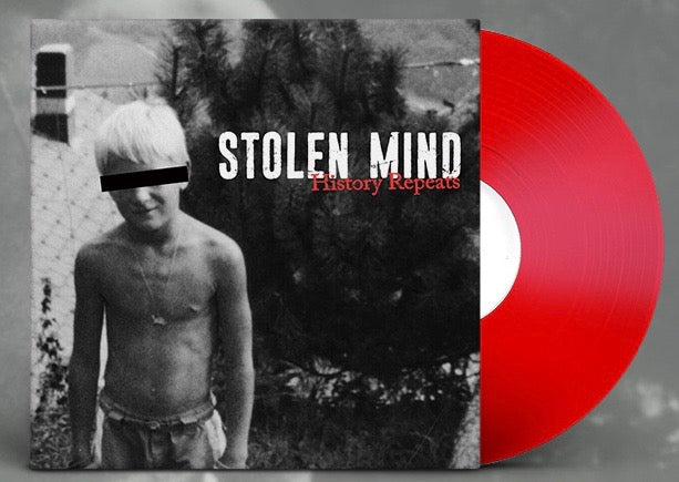 "STOLEN MIND 'History Repeats' 7"" EP"