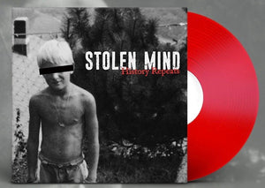 "STOLEN MIND 'History Repeats' 7"" EP / RED EDITION"