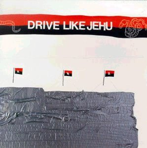 DRIVE LIKE JEHU 's/t' LP