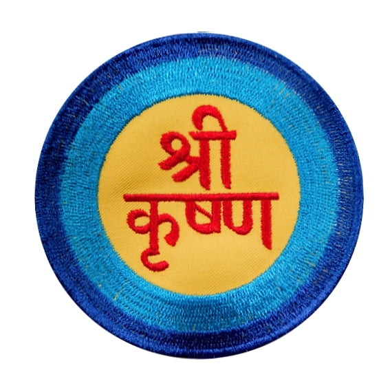 SRI KRISHNA Patch