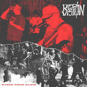 RED VISION 'Stake Your Claim' LP