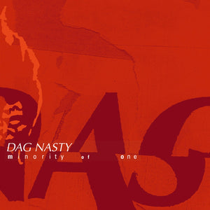 DAG NASTY 'Minority of One' LP