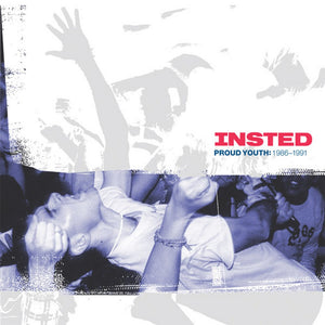 INSTED  'Proud Youth: 1986-1991' 2xLP