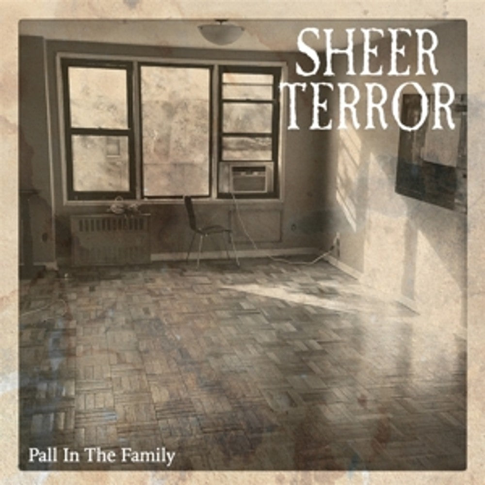 SHEER TERROR 'Pall in the Family' 12""