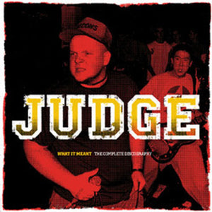 JUDGE 'What It Meant' 2xLP