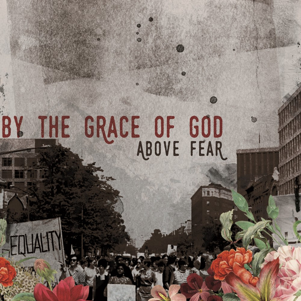 BY THE GRACE OF GOD 'Above Fear' 12""