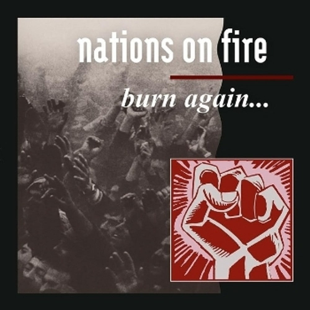 NATIONS ON FIRE  'Burn Again...' 12""