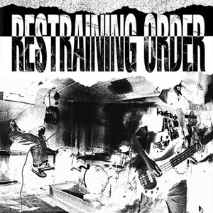 "RESTRAINING ORDER 's/t' 7"" / COLORED EDITION"
