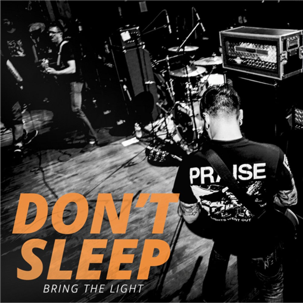 DON'T SLEEP 'Bring The Light' 7""