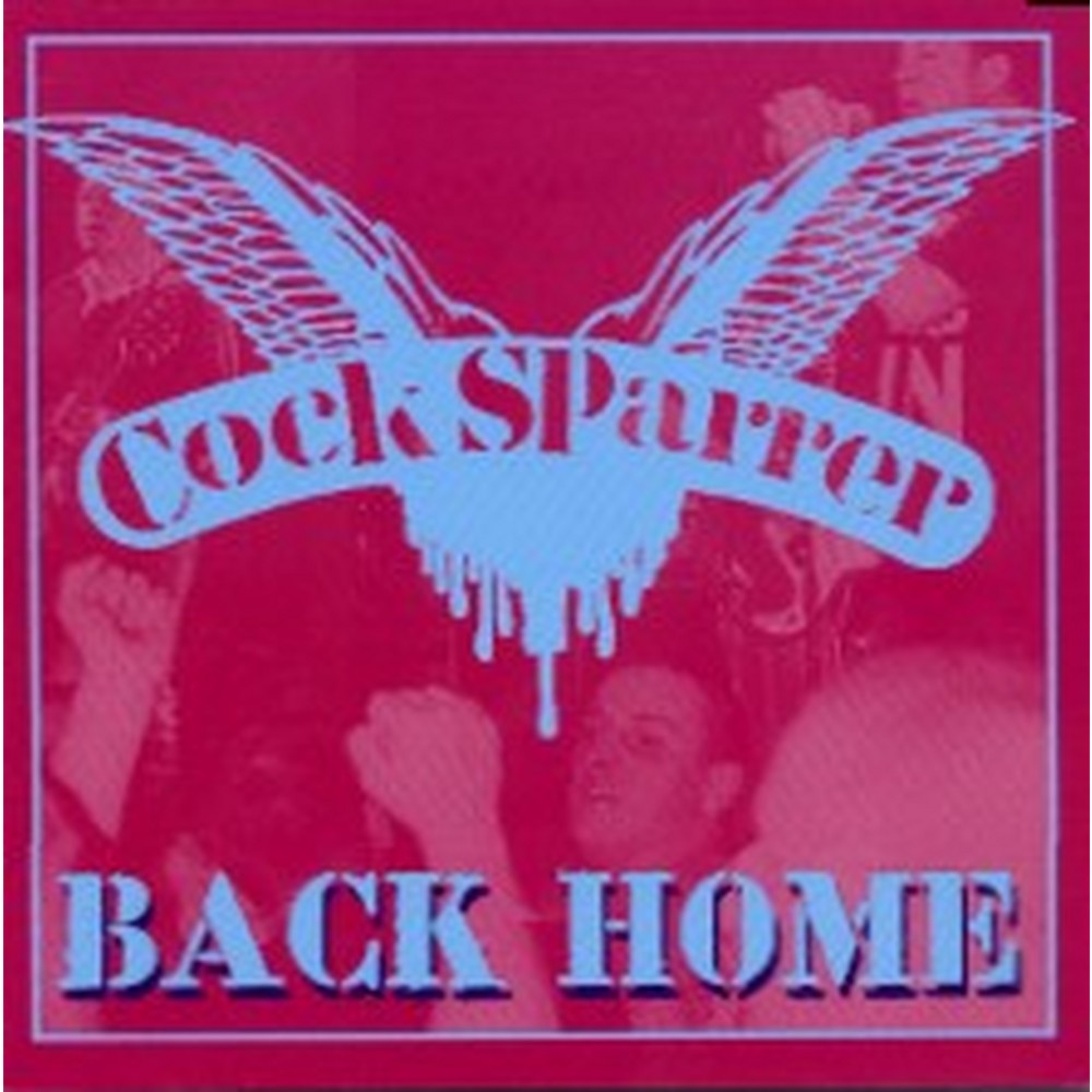COCK SPARRER 'Back Home' 2xLP