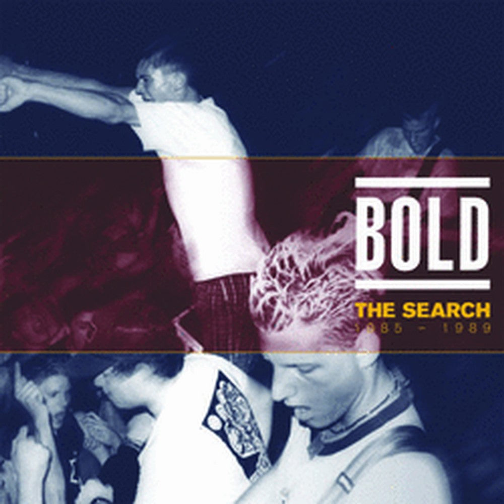 BOLD 'The Search: 1985-1989' 2xLP