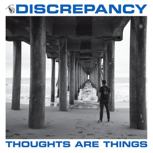 DISCREPANCY 'Thoughts Are Things' 7""