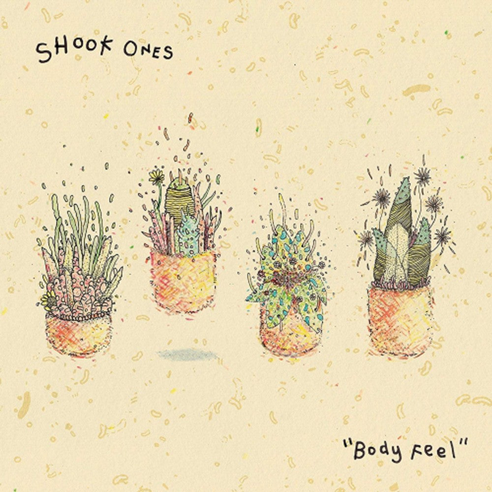 SHOOK ONES 'Body Feel' LP