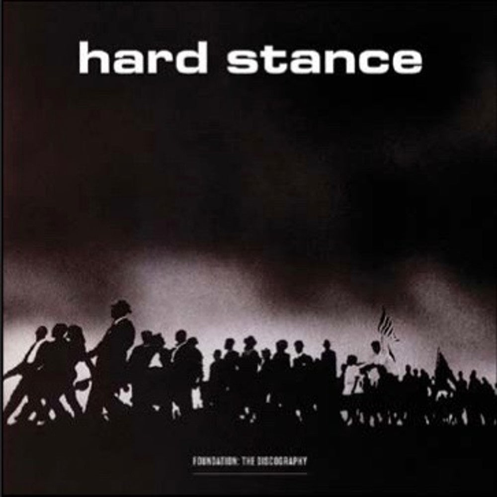 HARD STANCE 'Foundation: The discography' LP / COLORED EDITION