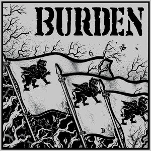 BURDEN 'Fate of A Nation' 7""