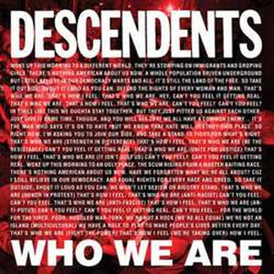 DESCENDENTS 'Who We Are' 7""