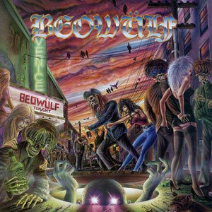 BEOWULF 's/t' LP / PURPLE EDITION