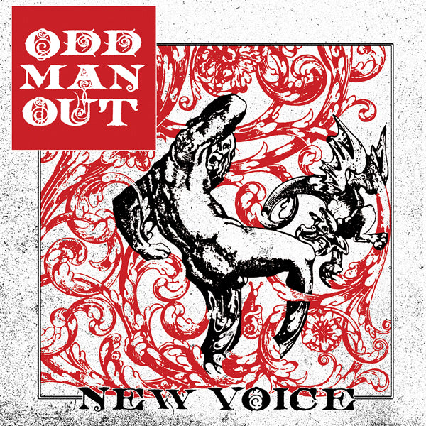 ODD MAN OUT 'New Voice' LP / COLORED EDITION