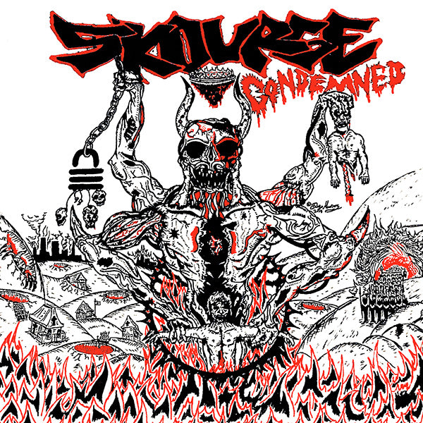 SKOURGE 'Condemned' 7""