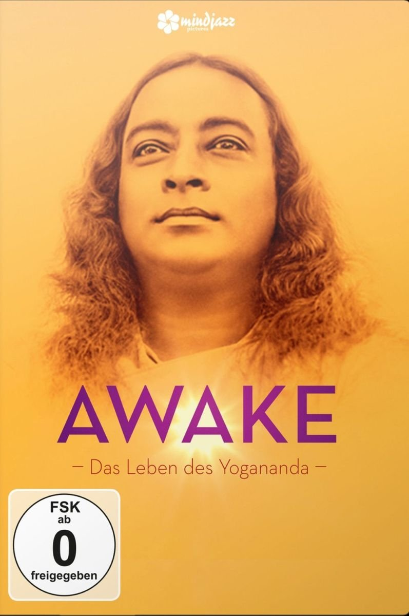 'AWAKE: The Life of Yogananda' Documentary Film - DVD
