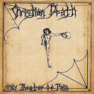 CHRISTIAN DEATH 'Only Theatre Of Pain' LP / COLORED EDITION