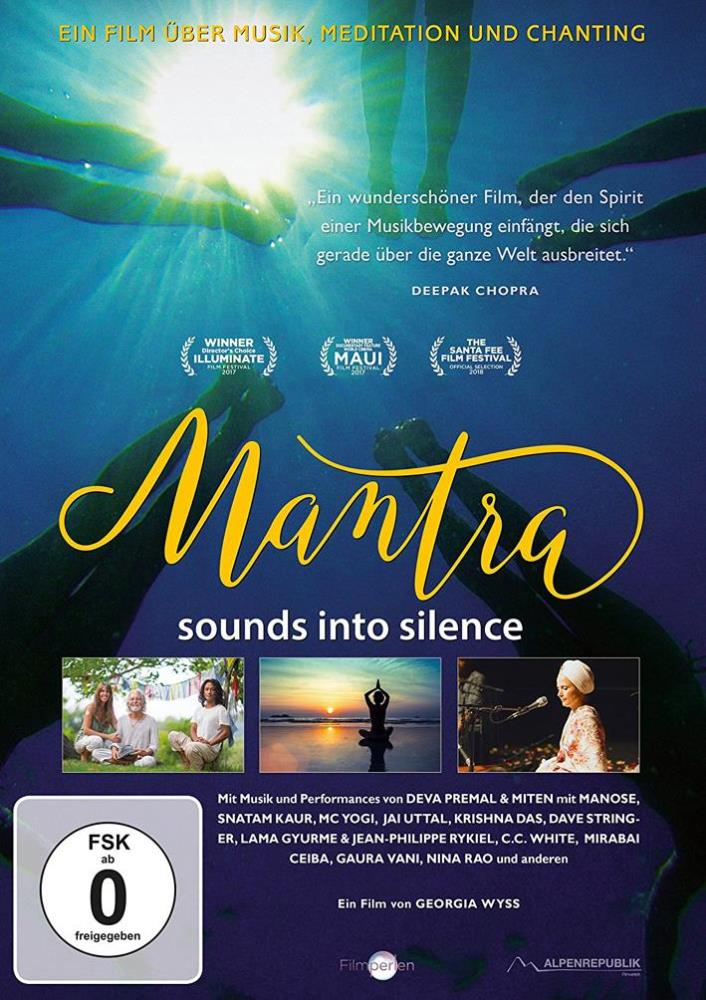 'MANTRA - Sounds Into Silence' Documentary Film - DVD