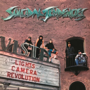 SUICIDAL TENDENCIES 'Lights, Camera, Revolution' LP / 180gr. MUSIC ON VINYL