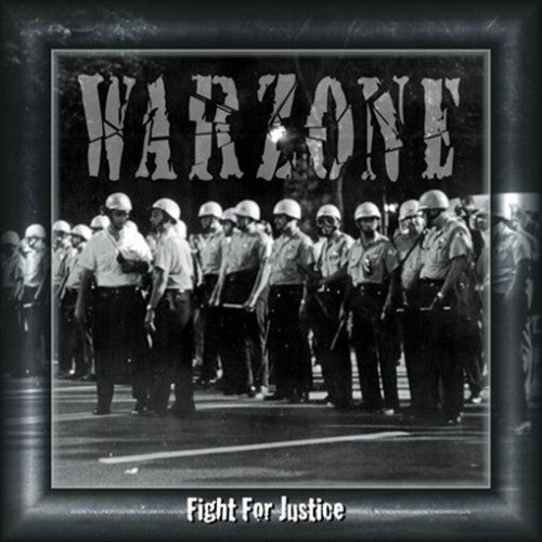 WARZONE  'Fight For Justice' LP