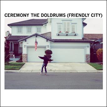 "PRE-ORDER: CEREMONY 'The Doldrums (Friendly City)' 7"" / YELLOW REVELATION EDITION"