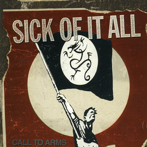 SICK OF IT ALL 'Call To Arms' LP
