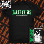 PRE-ORDER: EARTH CRISIS 'Built Myself To Last' T-Shirt