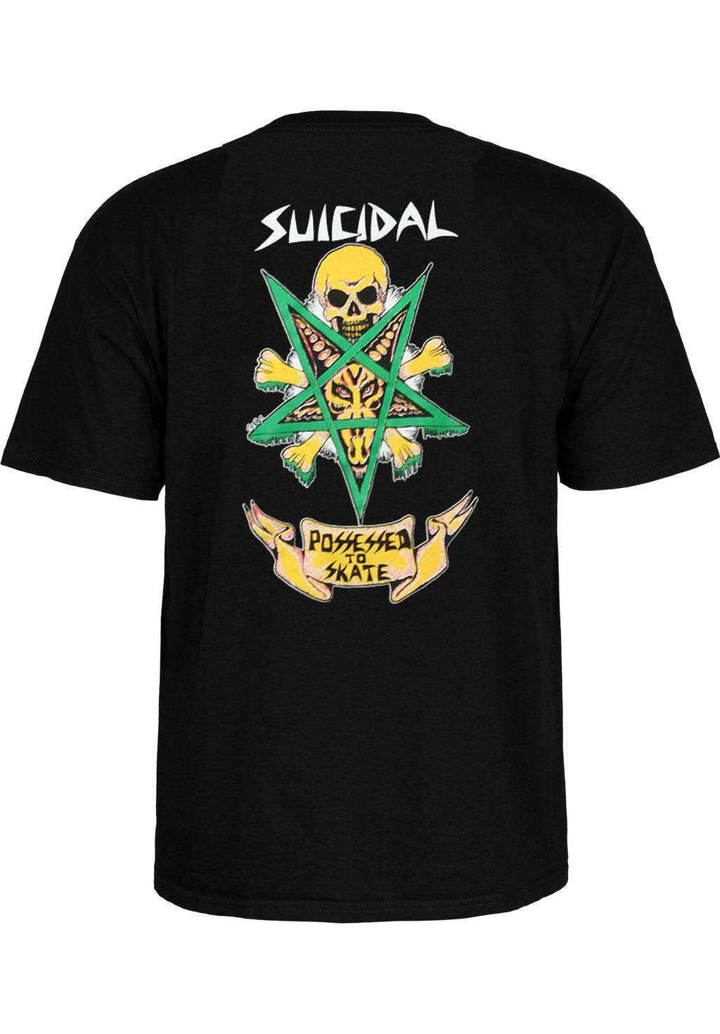 DOGTOWN X SUICIDAL TENDENCIES 'Possessed To Skate' T-Shirt, black